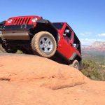 Jeep rental AZ