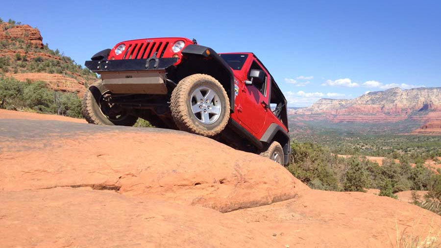 Arizona Jeep Rentals Rental Jeeps