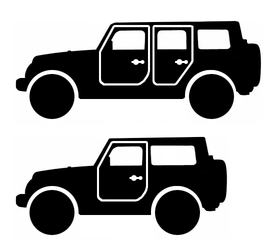 Jeep Wrangler Artwork Logos Badges And Free Backgrounds Rental