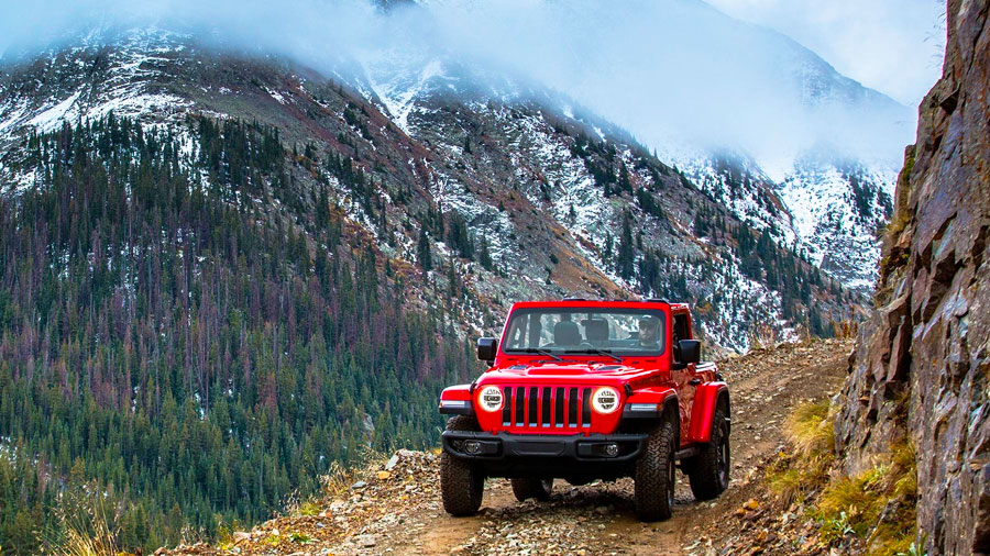 Washinton State Jeep Rentals Rental Jeeps