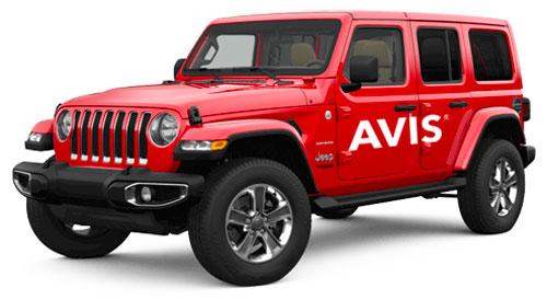 Avis Jeep Wrangler