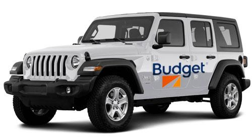 Budget Jeep Rental