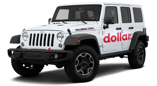 Dollar Jeep Wrangler