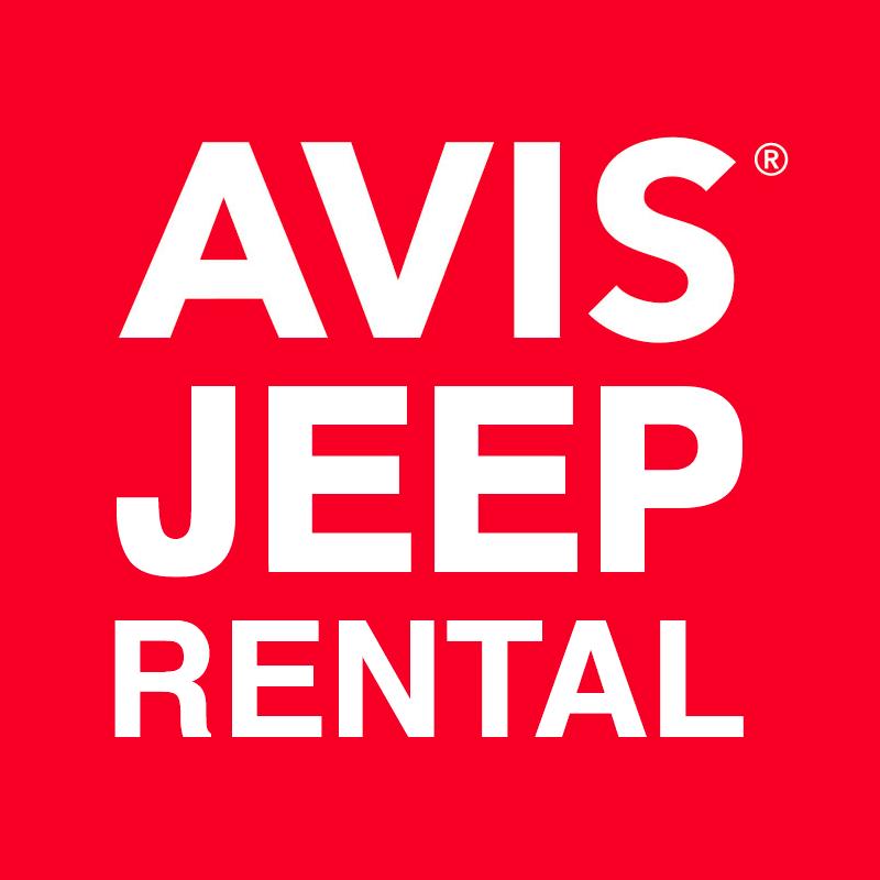 Avis Jeep rental logo