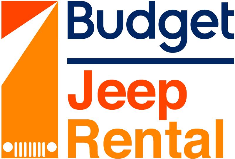 Budget Jeep rental logo